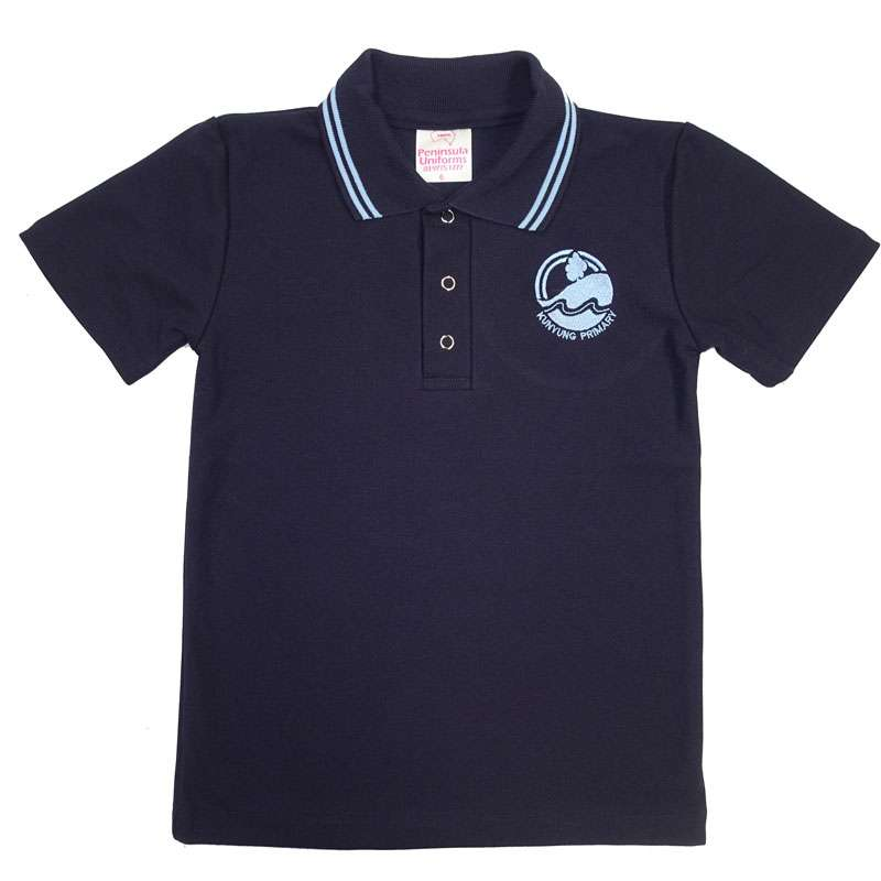 Kunyung Primary School Short Sleeve Polo