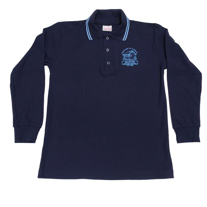 baxter_primary_school_long_sleeve_polo